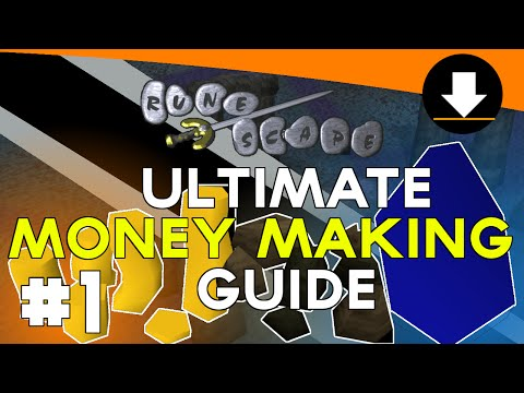 Runescape 2007 – ULTIMATE Money Making Guide #1 – Beginners / Low Requirements