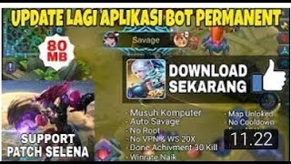 Apk Bot Permanent Mobile Legends Terbaru Work 100%