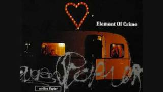 Watch Element Of Crime Mehr Als Sie Erlaubt video