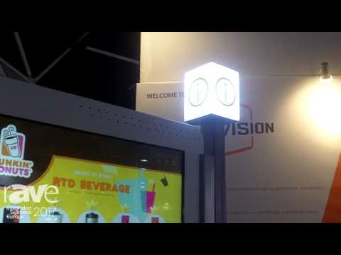ISE 2017: Elivision Reveals Made-to-order Kiosk with Minimal Depth