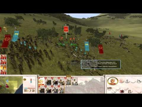 Rome Total Realism VII HD SPQR Campaign Part 1 Introduction