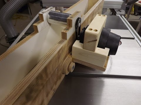 Homemade Jointer Build Part 3