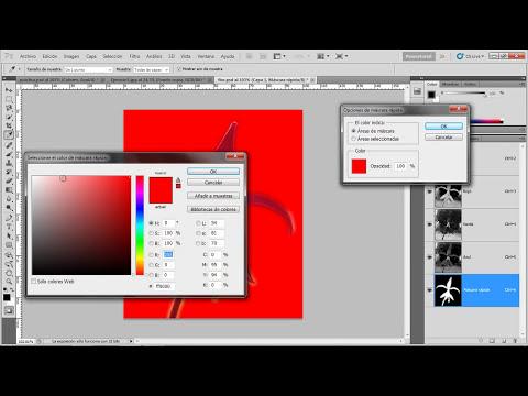 15 | Selecciones complejas con canales || Curso Adobe Photoshop CS5/CS6