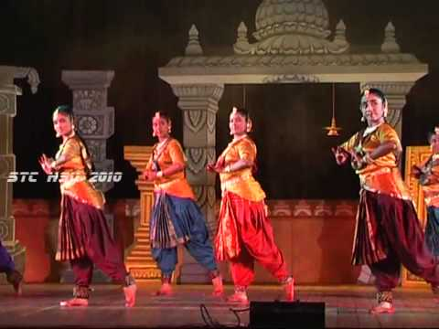Nrithya Shrinkar - The Ecstasy Of Dance Part 6 ( Semmozhi )