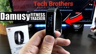 """Damusy Ulvench Fitness Tracker REVIEW: Why Is It """"Amazon's Choice""""?"""