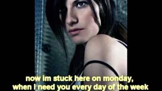 Watch Laura Pausini Every Day Is A Monday video