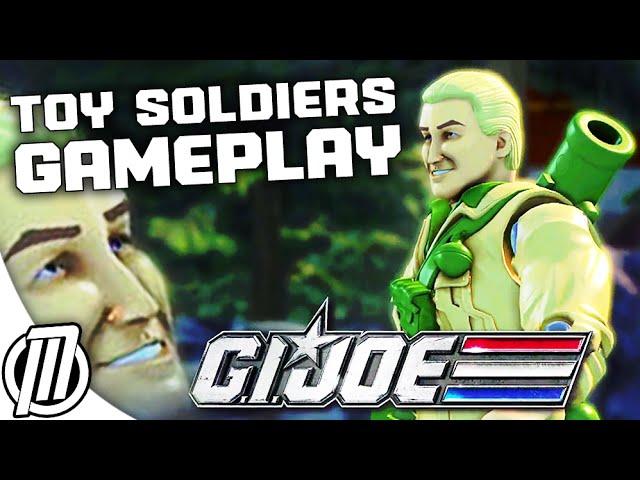 Руководство запуска: Toy Soldiers War Chest по сети