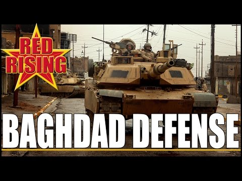 Red Rising - MOD - Baghdad Defense
