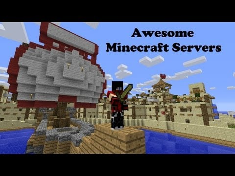 2 Cracked 1.5.1 Minecraft Hunger Games Servers! (No Hamachi)