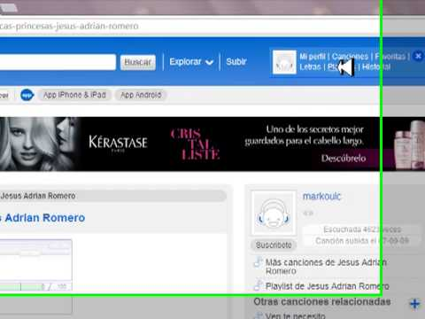 reproductor mp3 para blogger con goear
