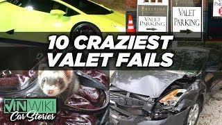 10 More Crazy Valet Fails