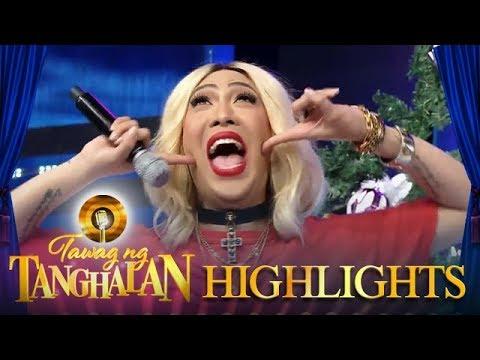 Tawag ng Tanghalan: Vice is fond of Moira's song 'You Are My Sunshine'