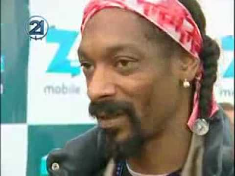 Snoop Dogg : Interview : Prishtina - Kosovo