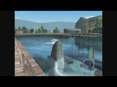 Jaws Unleashed - Gameplay Xbox HD 720P (Xbox to Xbox 360)