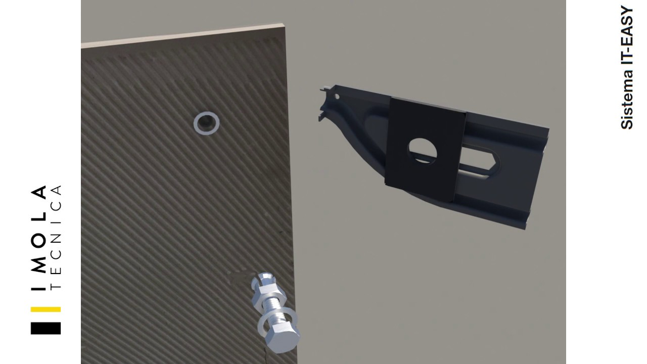 Sistema IT Easy - Video 3D - Imola Tecnica