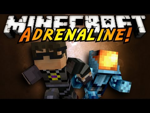Minecraft: Adrenaline Part 1!