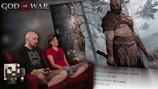 God of War AWESOME!