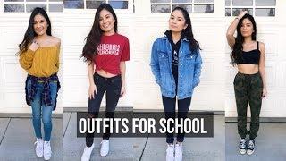 Outfit Ideas for School! OOTW