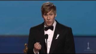 Dustin Lance Black Wins Original Screenplay: 2009 Oscars