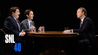 Charlie Rose Cold Open - Saturday Night Live