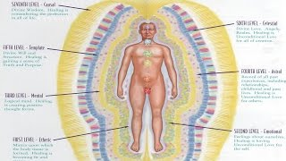 What is mystery of Human Aura or electromagnetic field ?