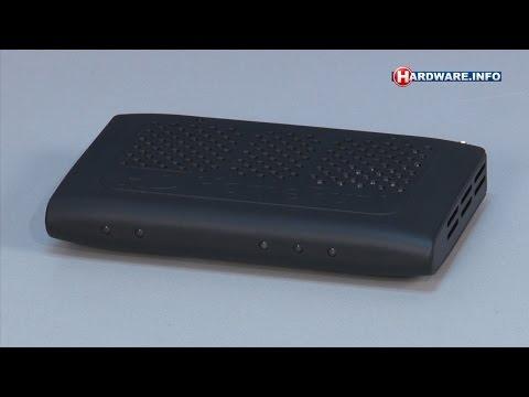 HDHomeRun 4DC netwerk DVB-C tuner review - Hardware.Info TV (Dutch)