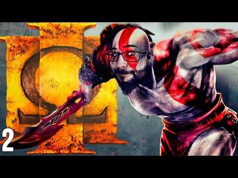 God Of War 3 - Episodio 2 - Sin Poderes De Nuevo video