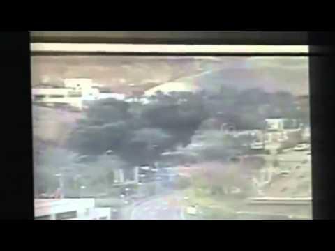 SHOCKING!   Watch Sinai Bus Bomb Blast in Egypt Caught on Video