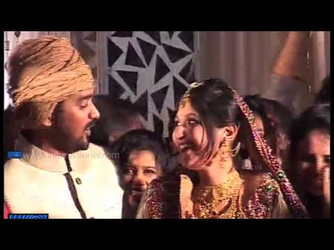 Actor Asif Ali Ties The Knot With Sama video