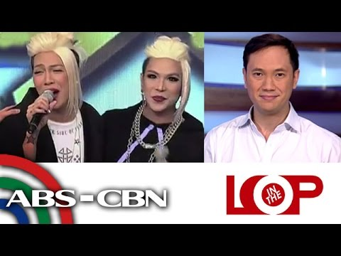 In The Loop: Introducing Lebron Jr., Vice Ganda 'twin' video