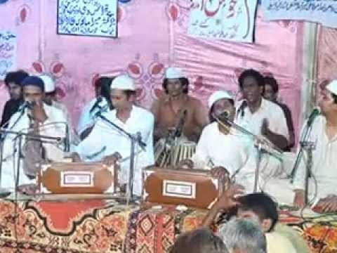 Rang Charya Meno Chishti Sabri. Inamullah Khan. (qawwali In Burewala) By Ali Akbar(0300-8790060) video