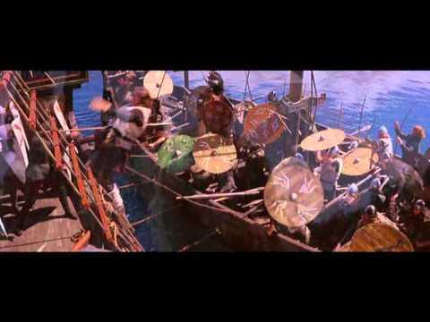 Коррозия Металла - В шторме викинг и меч