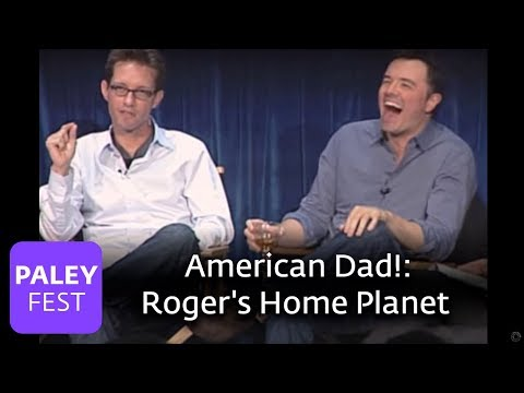 American Dad! - The Truth About Roger's Home Planet video