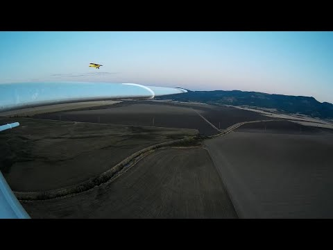 FPV - Flying with Alex in his Ultralight