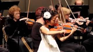 Maya Masaoka (8) - Introduction & Tarantella