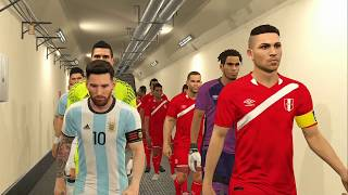 Argentina vs Peru EN VIVO Eliminatorias 2018