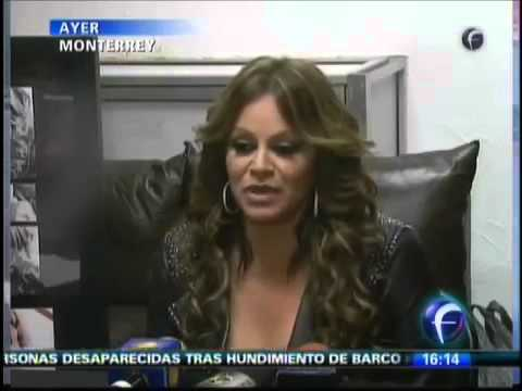 Jenni Rivera - Ultima Conferencia De Prensa (Completa) 09/Dic/2012 Music Videos