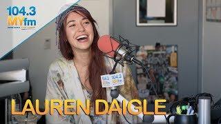 Lauren Daigle Recalls Stories Growing Up + Talks Grammys & More