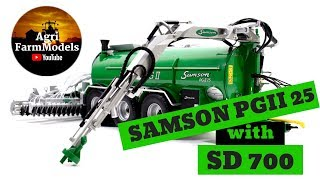 SAMSON PG II 25 with SD700