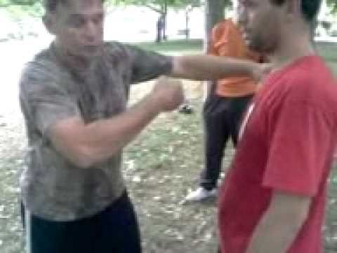 Brighton Systema - punch technique Image 1