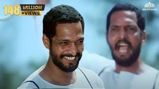 Nana Patekar Best Speech To Public from Krantiveer Movie Scene