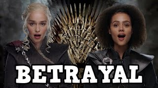 Game of Thrones Season 7 Missandei Betrays Daenerys Theory