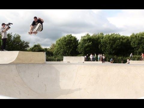 GO SKATE DAY 2013 - Sherborne Skatepark