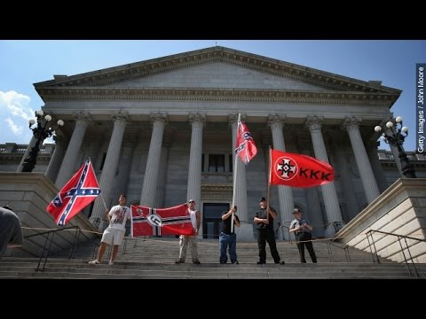 Hate Groups Love Donald Trump, And He Doesn't Seem To Mind - Newsy