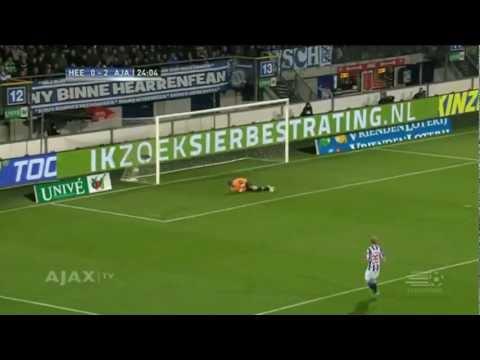Siem de Jong mooie Goal in wedstrijd SC Heernveen en Jan Vertonghen mooie goal Op training