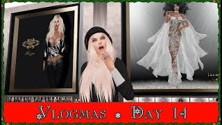 Vlogmas Day 14! Alicia and the Angry Day! (Second Life)