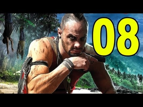 Far Cry 3 - Part 8 - Hunting (Let's Play / Walkthrough / Playthrough)