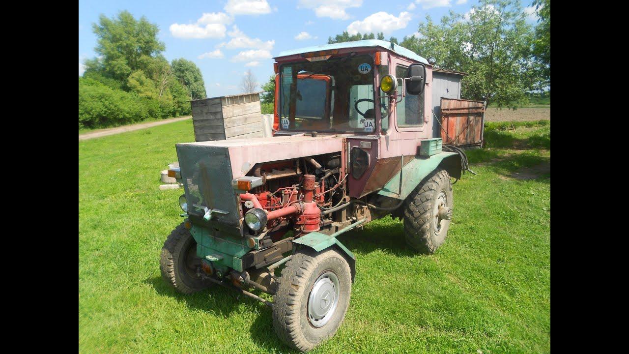 Самодельный трактор т 40 2 фотография