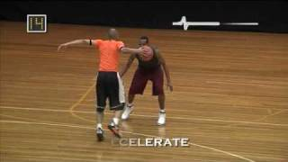5 Different Basketball Moves - Sedale Threatt Jr in UNGUARDABLE
