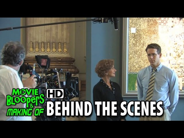 Woman in Gold (2015) Making of & Behind the Scenes (Part1/3)